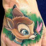 Hand Tattoo 4