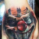 Hand Tattoo 5
