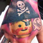 Hand Tattoo 8