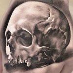 Hand Tattoo 9