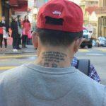Funny tattoo 15