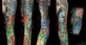 Sin 66 tattoo van de dag
