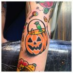 Halloween tattoo 10