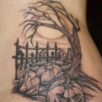 Halloween tattoo 17