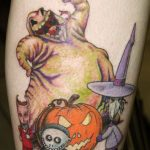 Halloween tattoo 18