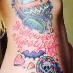 Halloween tattoo 21