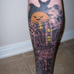 Halloween tattoo 24