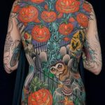Halloween tattoo 25