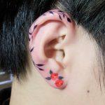 Helix Tattoo 3