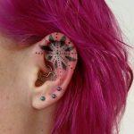 Helix Tattoo 8