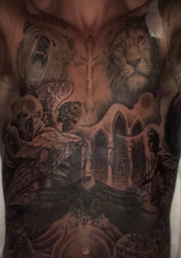 Tattoo Justin Bieber