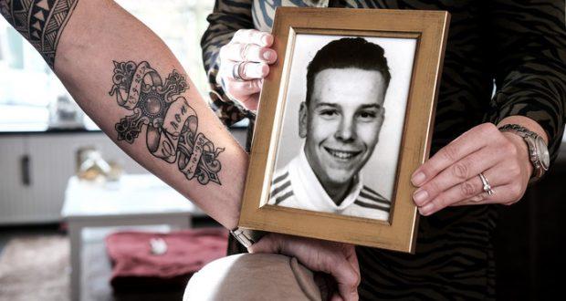 Tattoo geeft troost