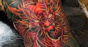Kimihito Tattoo van de dag 1