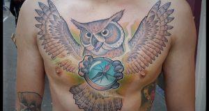 Dondersch Tattoo van de dag