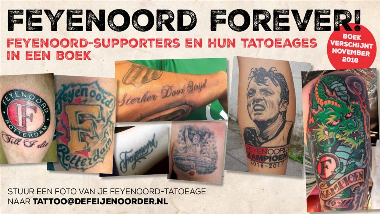 Feyenoord tattoo