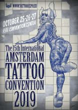 Amsterdam Tattoo Convention 2019