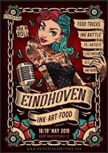 Tattoo conventie Eindhoven 2019