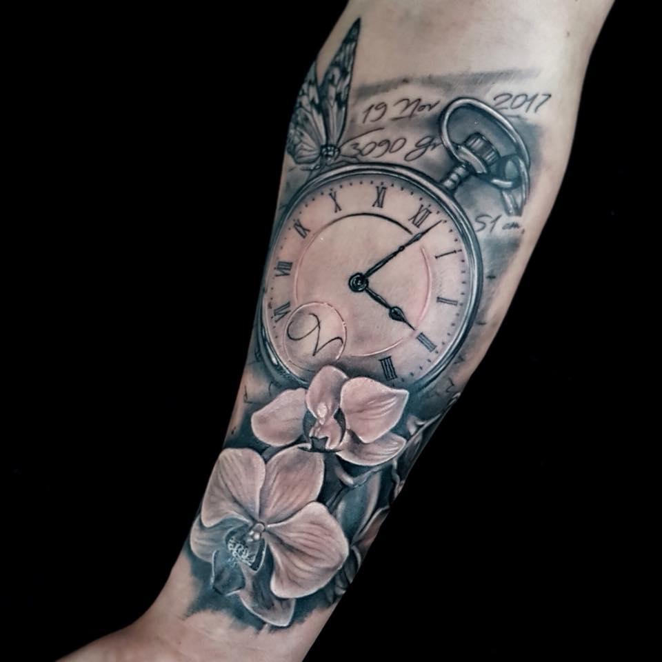 Tattoo van de week door Dennis Weerepas