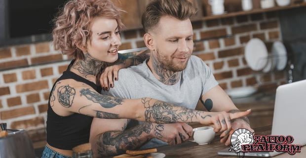 Tattoo shop aanmelden