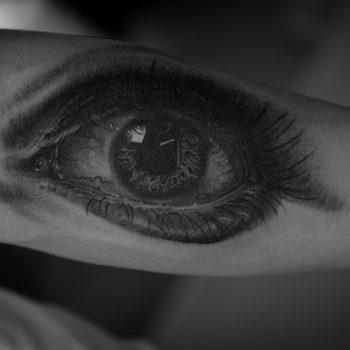 Het realistische oog