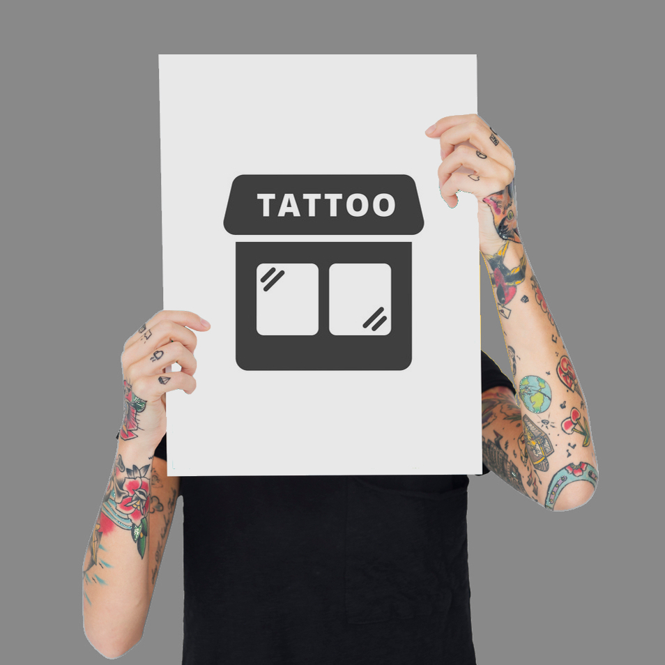 Promo Pakket voor tattoo shops