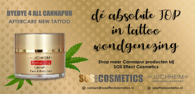 Bye-Bye-4-All-Canapur-tattoo-verzorging